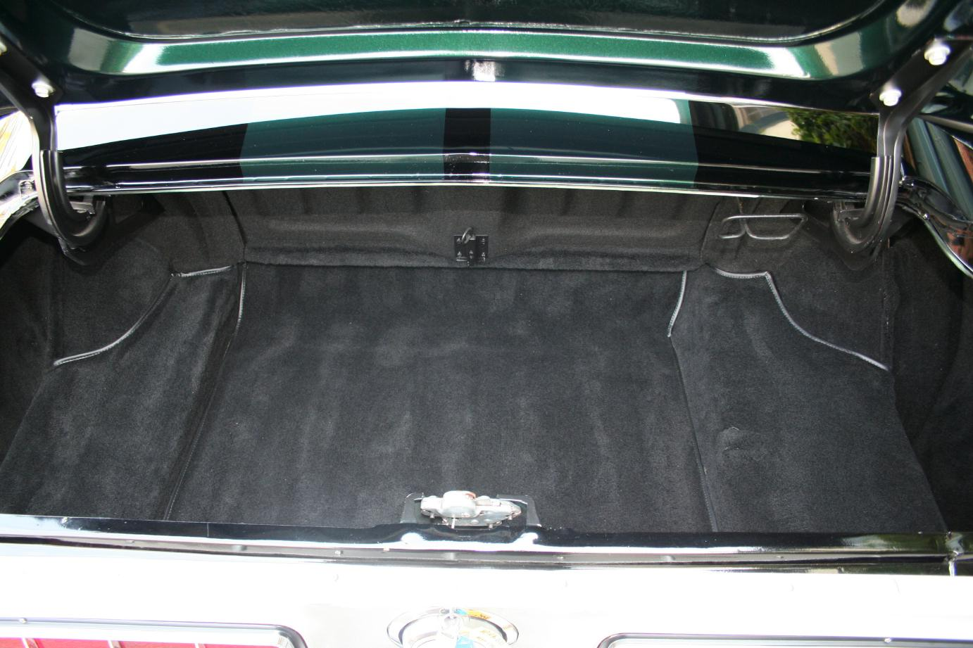 Mustang Trunk Carpet Kit Carpet Vidalondon