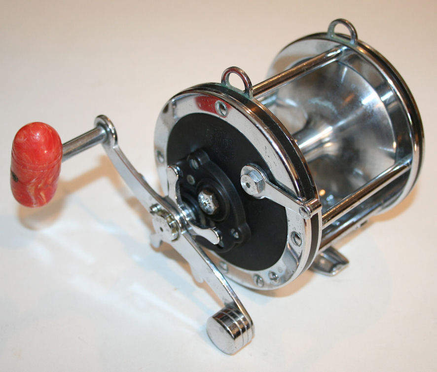 Penn reels fishing reel senator 4 0 113 vintage nice for Vintage fishing reels for sale